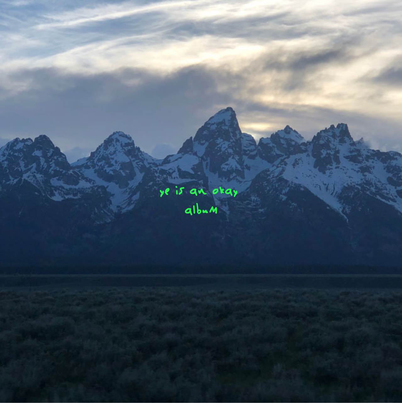Youngs Blog Why Kanyes Ghost Town Makes You Feel Like Youre